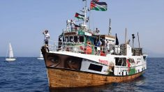 Pesquero 'Al Awda', de la flotilla a Gaza.