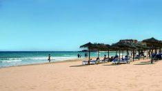 Una de las playas de Torrevieja (Alicante).