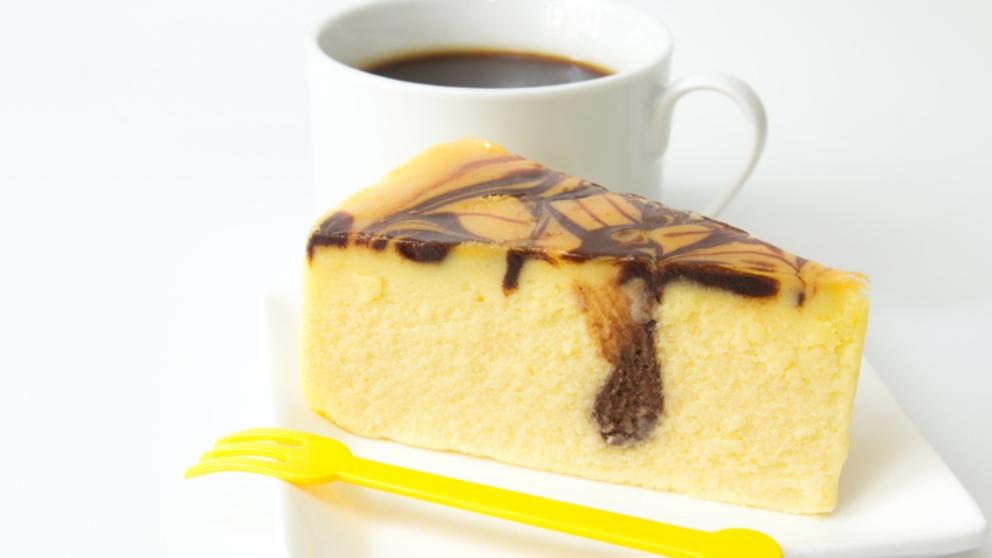 Receta de tarta de limón y chocolate, simple y deliciosa paso a paso