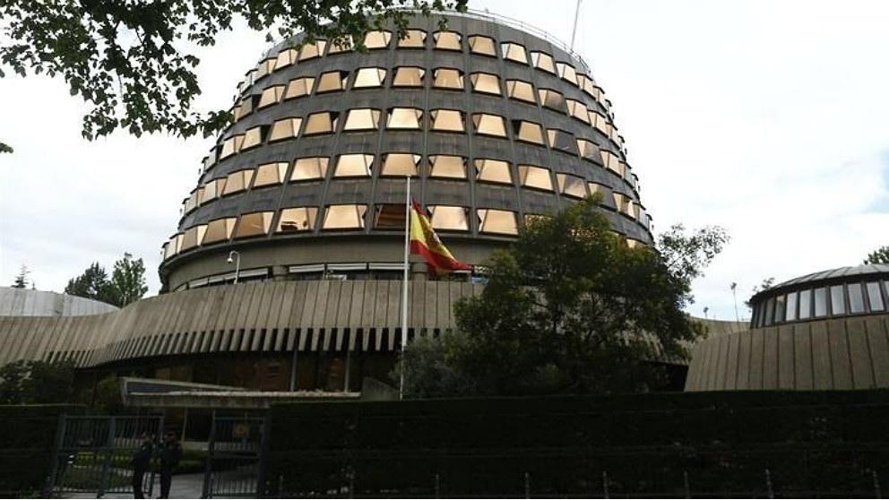Tribunal Constitucional. (EP)