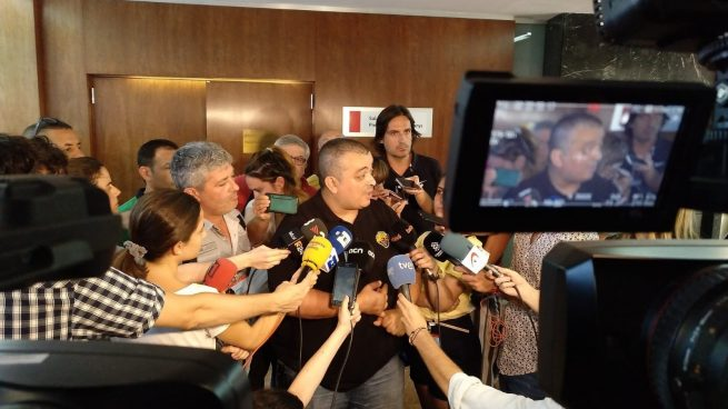 Tito Álvarez (Élite Taxi): «La Generalitat hará lo que nos salga de los cojones»