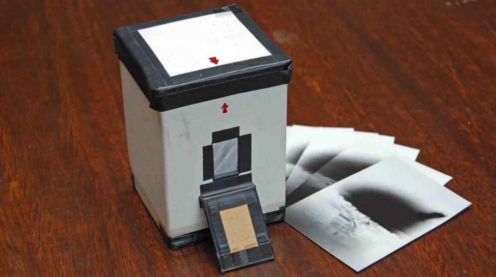 Cómo hacer una cámara estenopeica paso a paso y que funcione