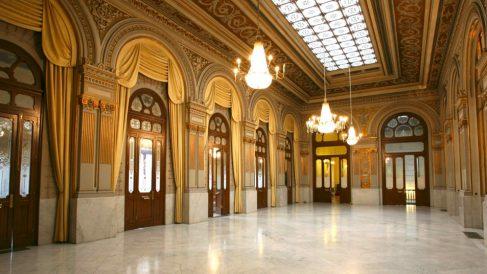 Salón de los Pasos Perdidos (Foto. BME)