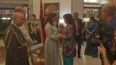 Karima Benyaich, embajadora de Marruecos. Foto: Europress