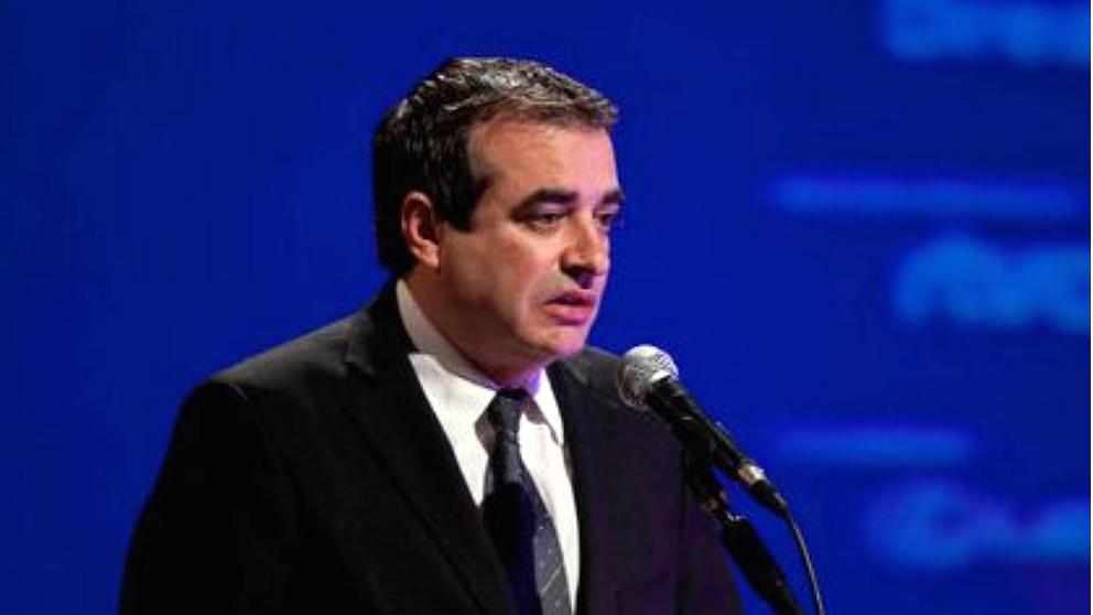 Francisco Moreno, ex director de RTV Canaria y candidato a presidir RTVE.