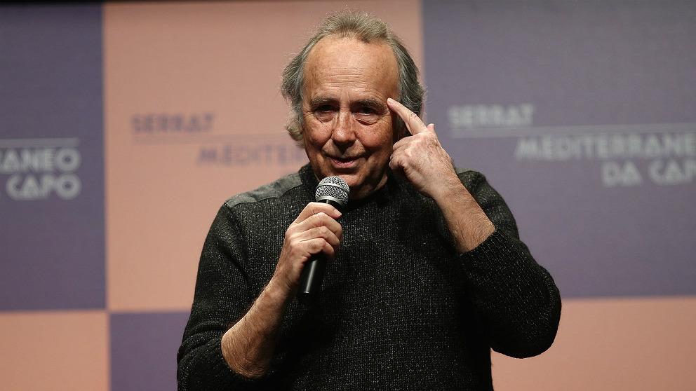 Joan Manuel Serrat. (EP)