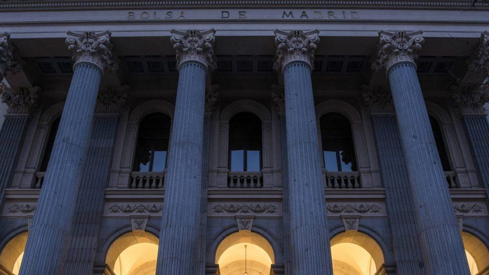 Palacio de la Bolsa de Madrid (Foto. BME)