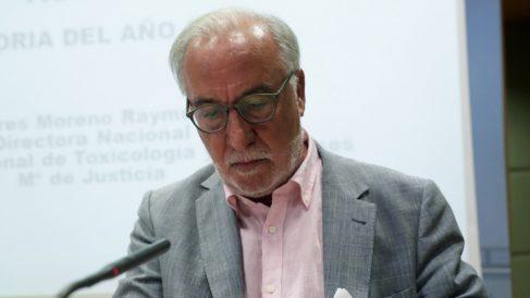 Pere Navarro, director de la DGT. (Foto: EFE)