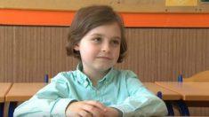 Un niño belga de 8 años va a comenzar la universidad tras completar sus estudios en tiempo récord