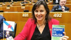 La eurodiputada del BNG, Ana Miranda (Foto: Europa Press)