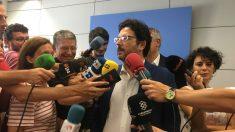 El secretario de Infraestructuras y Movilidad de la Generalitat de Cataluña, Isidre Gavín (Foto: EP)