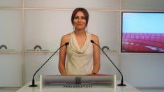 Lorena Roldán, diputada en el Parlament y senadora de Ciudadanos. (EP)
