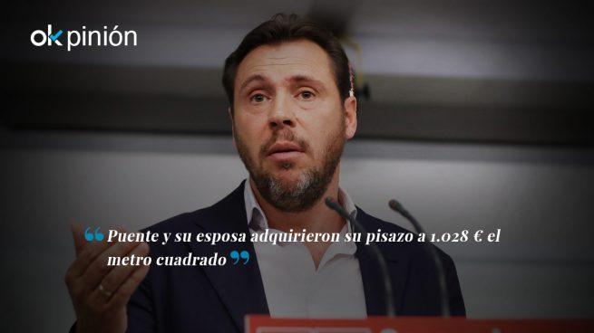Óscar Puente es… un pato