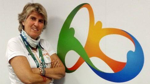 La periodista de RTVE Paloma del Río.