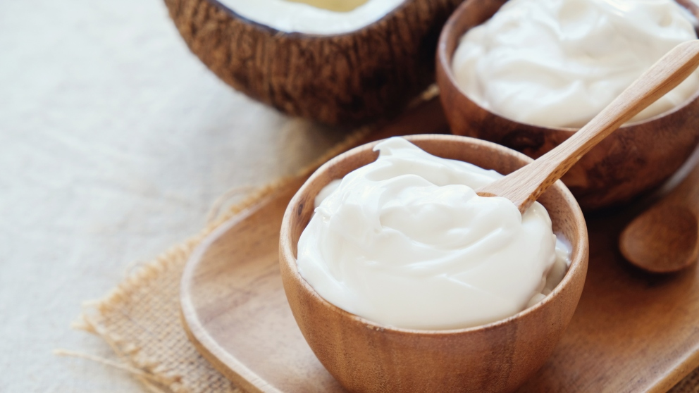 Receta de mousse de yogur