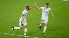 Bale y Benzema¡