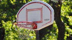Cómo hacer una canasta de baloncesto casera