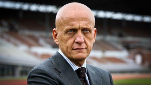 Pierluigi Collina ya no será la cabeza visible de los árbitros de la UEFA.