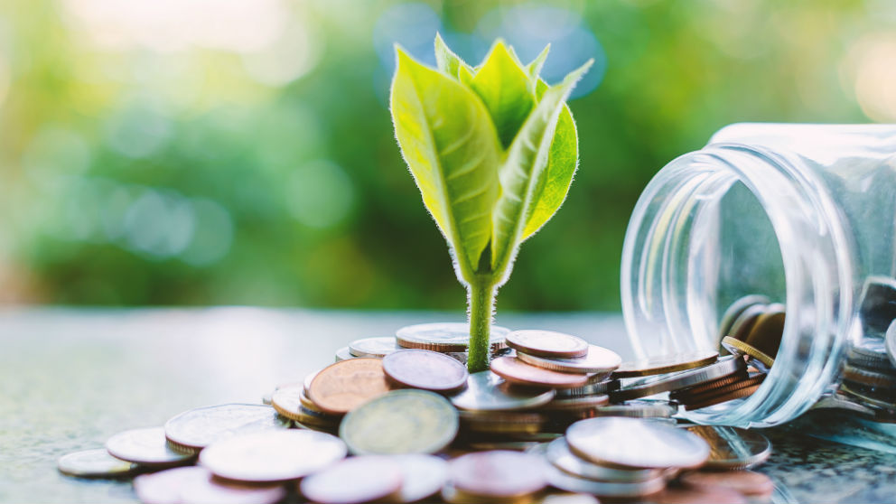 Financiación sostenible.