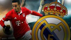 Thiago Alcántara ha sido ofrecido nuevamente al Real Madrid.