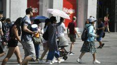 La ola de calor llegará a temperaturas de 44ºC. (EP)