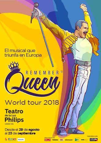 Cartel Remember Queen