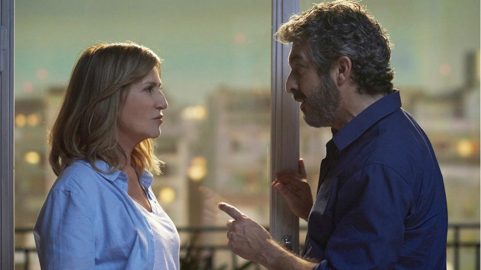 Ricardo Darín y Mercedes Morán, protagonistas de 'El amor menos pensado' que inaugurará la 66 edición del Festival de San Sebastián.