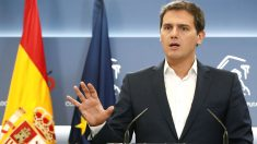 Albert Rivera. (Foto: EFE)