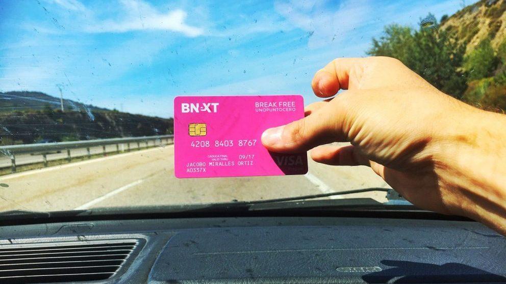 Bnext, un neobanco español