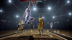 Aprende cuáles son los tipos de tiros en baloncesto