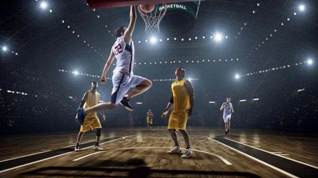 tipos de tiros en baloncesto entrada