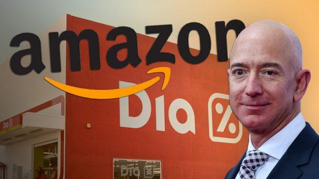 Amazon quiere comprar DIA: la negociación con Bezos está detrás de la crisis en el consejo