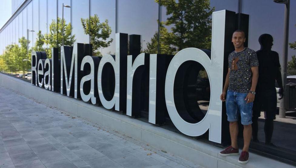 Ayoub Abou ficha por el Real Madrid.