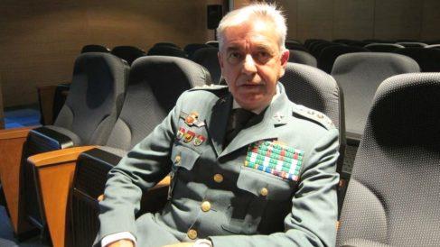 Manuel Sánchez Corbí, ex coronel jefe de la UCO de la Guardia Civil. (Foto: Europa Press)