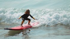 Deportes veraniegos para niños