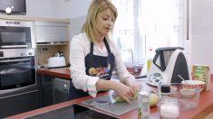 María cocina un menú a base de cerveza en 'Ven a cenar conmigo'