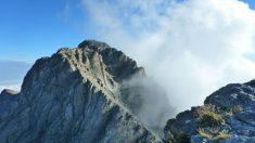 Mytikas, el pico más alto del Monte Olimpo