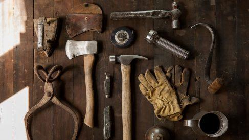 Cómo organizar las herramientas de bricolaje