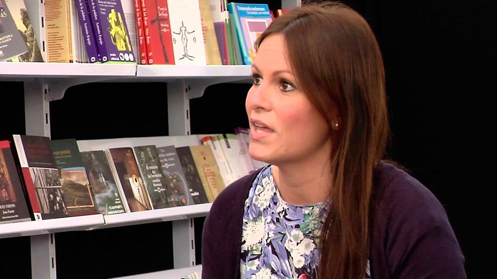 La diputada por Castellón en las Cortes Valencianas y portavoz en educación por el Partido Popular Beatriz Gascó.