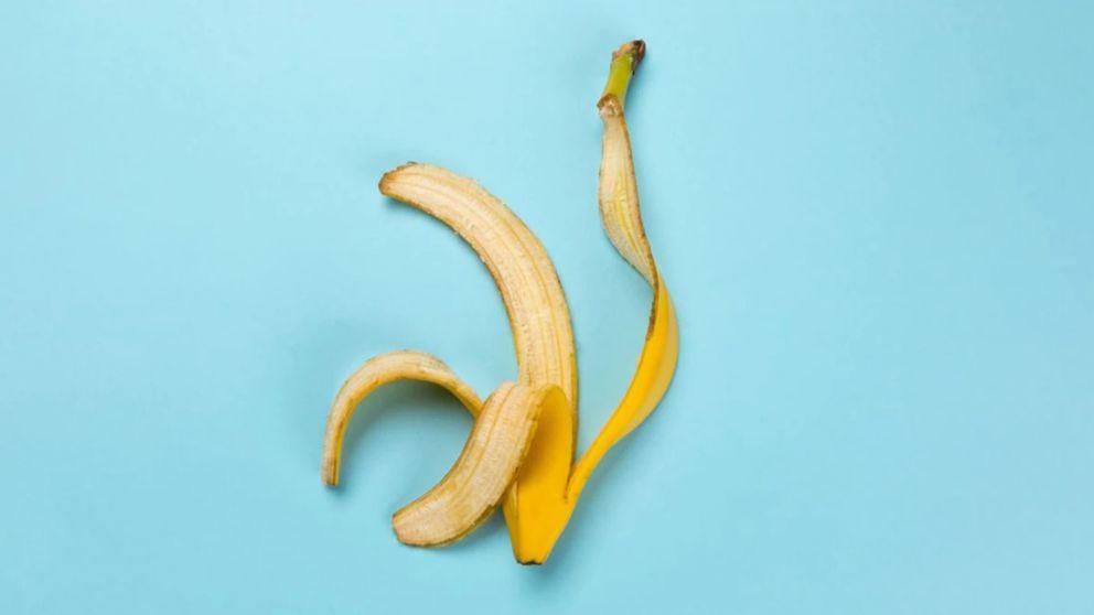 Pasos para usar la cáscara de plátano para blanquear los dientes