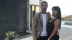 Cristiano Ronaldo y Georgina Rodríguez. (@cristiano)