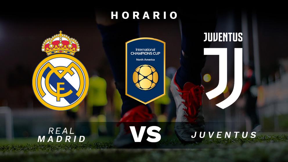 Real Madrid vs Juventus: hora y canal de televisión dónde ver el partido de hoy