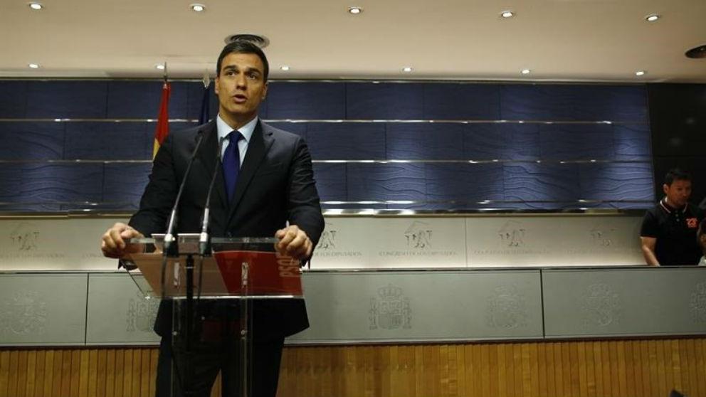Pedro Sánchez, presidente del Gobierno (Foto: EP)