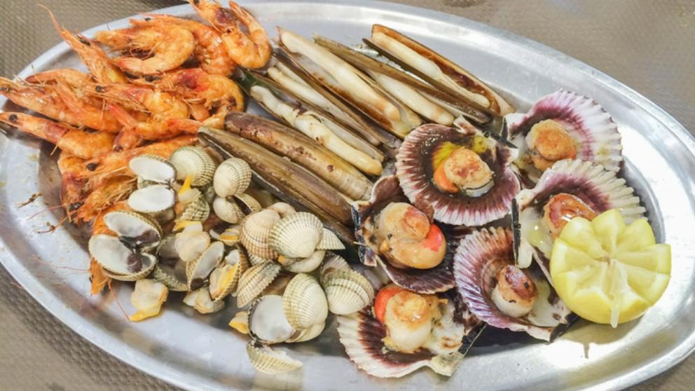 Receta de mariscada gallega, un plato lujoso y delicioso paso a paso