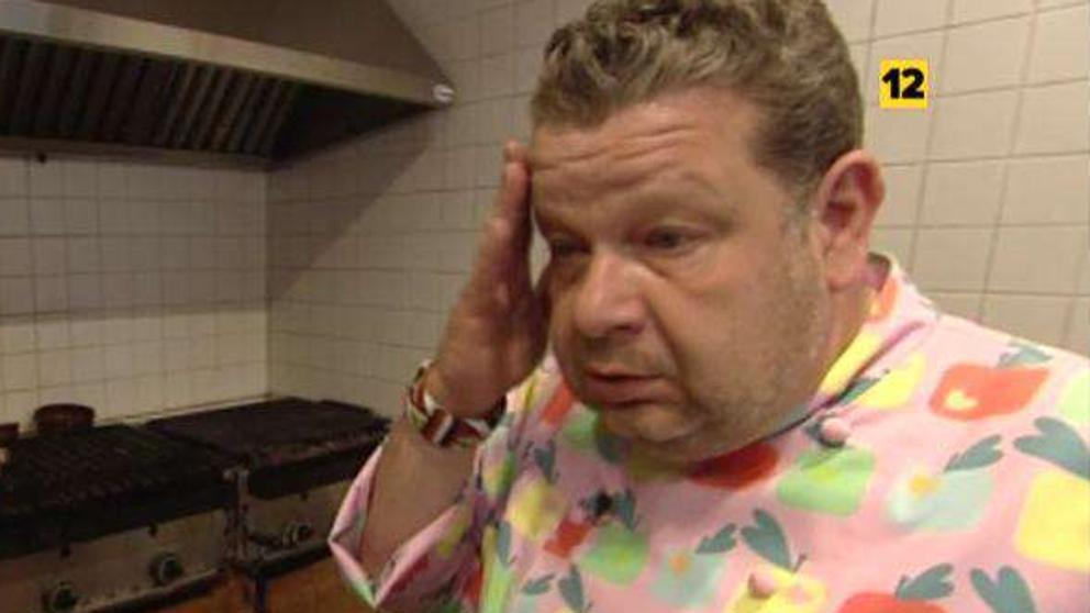 Un propietario ha acusado a 'Pesadilla en la cocina' de manipular los programas. (Foto: laSexta)