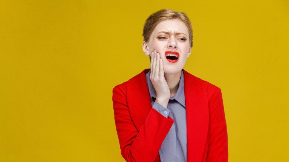 La alveolitis tiene lugar en un 2% de las extracciones dentales