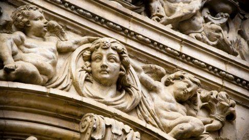 El arte grecorromano buscaba la belleza ideal.