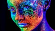 Guía de pasos para hacer pintura fluorescente casera