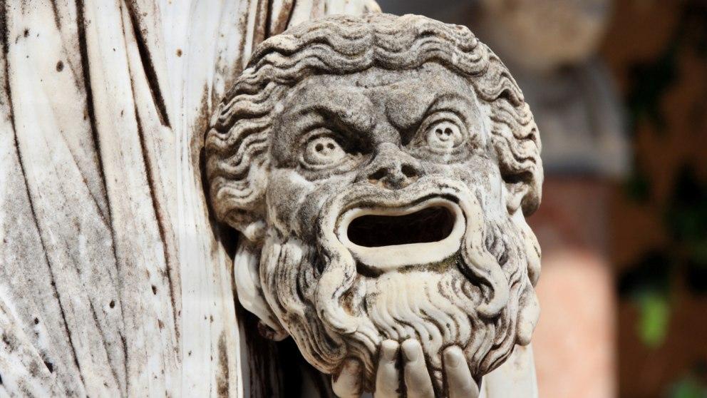 Descubre la importancia del coro en las tragedias griegas