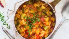 Receta de guiso de calabaza, un plato tradicional muy completo